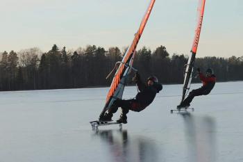 Hiihtolomarieha- ja talvisurfaus-tapahtuma 22.-23.2.2020 klo 10-18 Kuorasjärven Campingissä