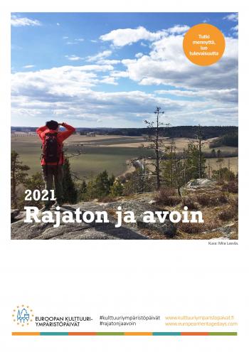 Euroopan kulttuuriympäristöpäivänä 12.9.2021 Töysän museolla Sepänniemessä on AVOIMET OVET klo 12-15.